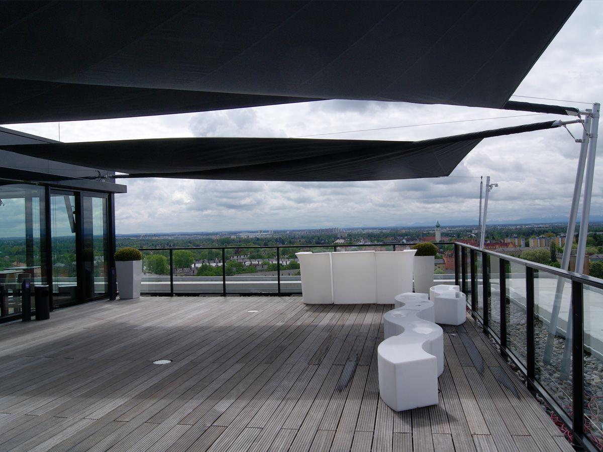 weisenfeld sonnensegel und dachbegrünung | sonnensegel